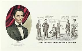 Hon. Abraham Lincoln, 16th President of the United States