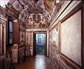 The 'Studiolo' (Study) of Francesco de'Medici (1541-87) designed