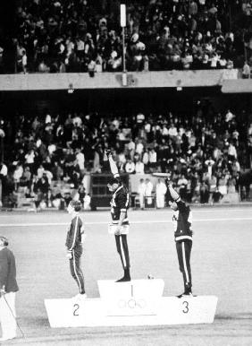 1968 Olympic Games. Mexiko...