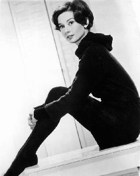 American Actress Audrey He...