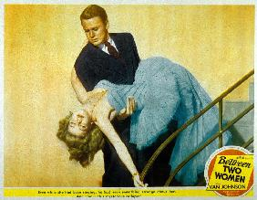 Between two women de WillisGoldbeck avec Van Johnson et Marilyn Maxwell