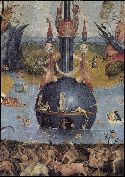 Bosch Garten Der Luste Ausschnitt Jerome Bosch En Reproduction