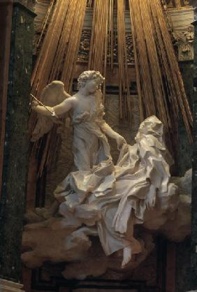 Bernini / Ecstasy of St. Theresa