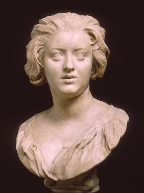 Costanza Buonarelli /Bust by Bernini/C17