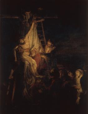 Deposition from the Cross / Rembrandt