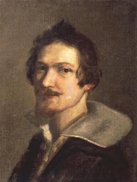 Gian Lorenzo Bernini / Self portrait