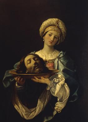 G.Reni / Salome with St. John s head