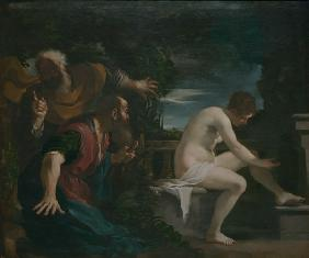 Guercino / Susannah and the Elders