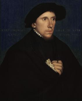 Henry Howard of Surrey / H.Holbein th.Y.