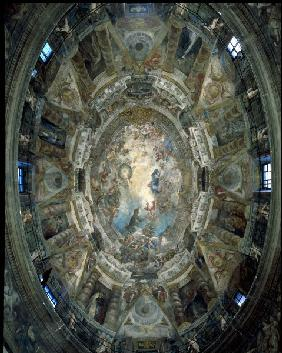 Madrid / S.Antonio / Dome Fresco / 1692