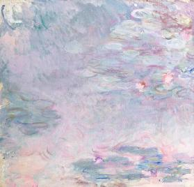 Pale Water Lilies