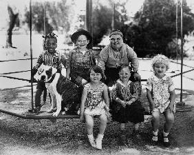 Series THE LITTLE RASCALS/...