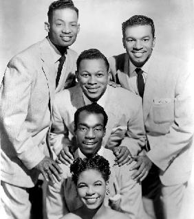 The Platters : bottom-top ...