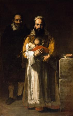 The Bearded Mother / Ribera