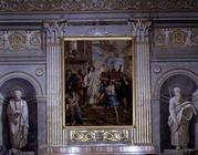 The 'Cappella Paolina', view of the altar wall, designed by Carlo Maderno (1556-1629) 1617 (photo)