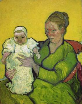 Van Gogh / Madame Roulin with Child