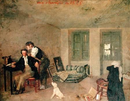 octave tassaert en reproductions imprim es ou peintes sur repro tableaux com. Black Bedroom Furniture Sets. Home Design Ideas