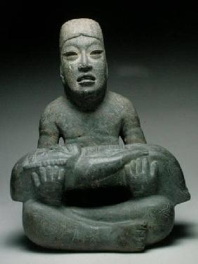 Las Limas Figure, Middle Formative Period 800-300 BC)