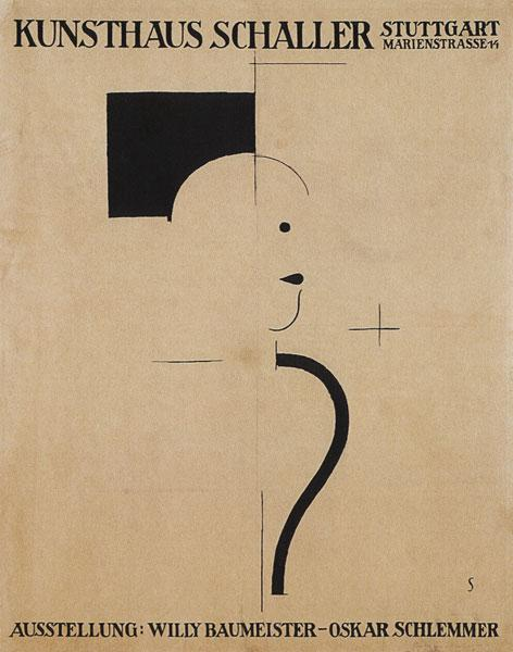 Art Exhibition: Willy Baumeister - Oskar Schlemmer