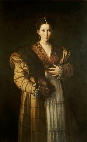 Portrait of Antea 'La Bella'