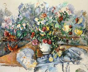 A Large Bouquet of Flowers, c.1892-95