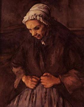 Old Woman with a Rosary