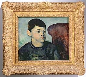 Portrait of the artist''s son, 1881-82