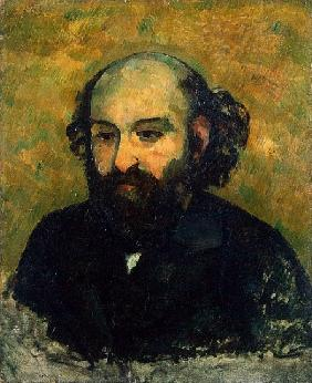 Self Portrait, 1880-81