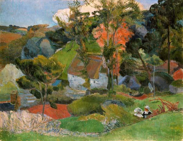 paul gauguin en reproductions imprim es ou peintes sur repro tableaux com. Black Bedroom Furniture Sets. Home Design Ideas