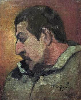 Paul Gauguin / Self-portrait / 1896