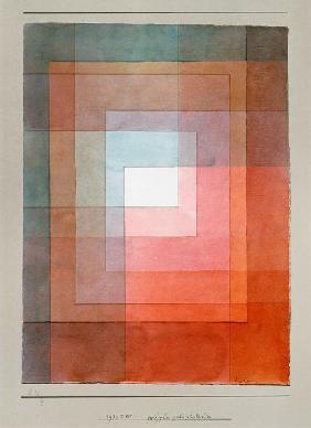 Paul Klee Plus De 8 000 œuvres Sur Repro Tableaux Com 100 Ans De Bauhaus Avec Paul Klee