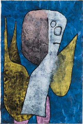Klee, Paul : Pauvre ange