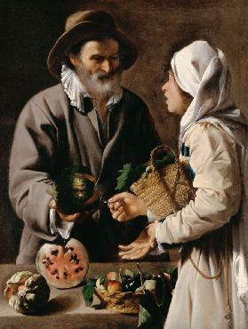 The Fruit Vendor