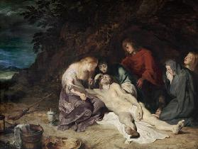 Lamentation over the Dead Christ with St. John and the Holy Women