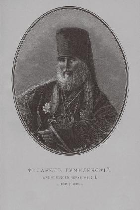 Philaret (Gumilevsky), Archbishop of Chernigov