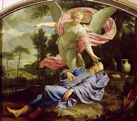 The Dream of Elijah, 1650-55