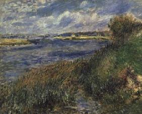 The Banks of the Seine, Champrosay