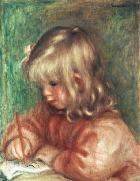 Child Drawing 1905
