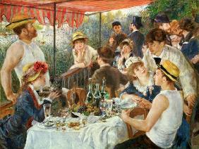 Renoir, Pierre-Auguste : Le déjeuner des canotiers