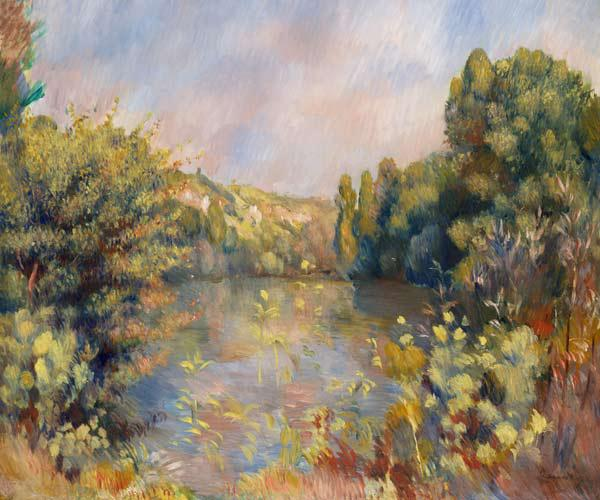 Lakeside Landscape