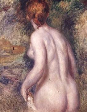 LAR/4686 Nude (Woman Bathing)