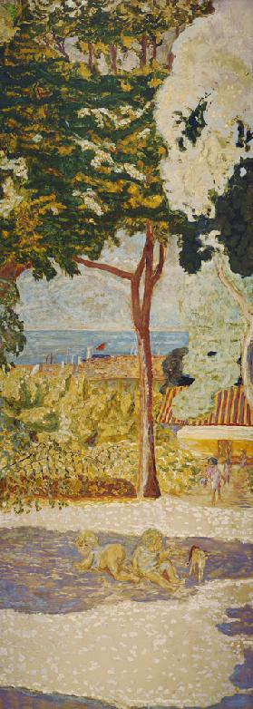 Pierre Bonnard - Dressing Table with Mirror | Comment