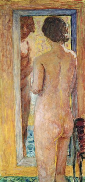 Nude before a Mirror