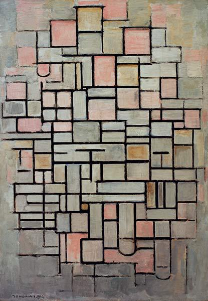 Composition No. IV; 1914