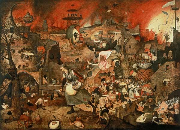 La fin d'un monde Die-Dulle-Griet-Die-tolle-Grete