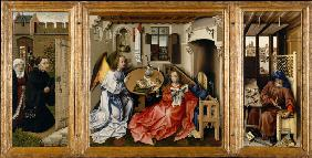 The Annunciation (Mérode Altarpiece)