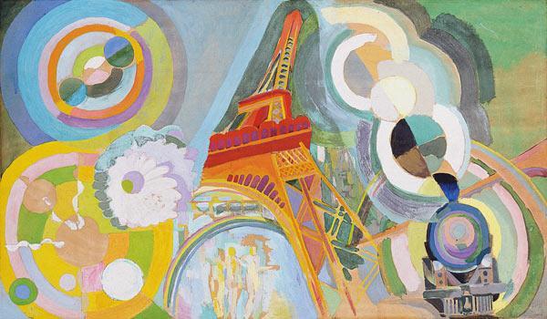 Robert Delaunay Reproductions Et Copies Fabriquees Sur Mesure Par Repro Tableaux Com