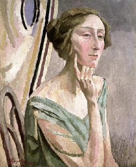 Portrait de Edith Sitwell (1887-1964)