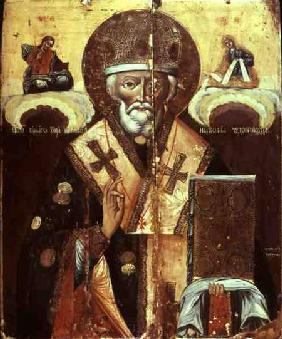 Icon of St. Nicholas the Miracle Worker