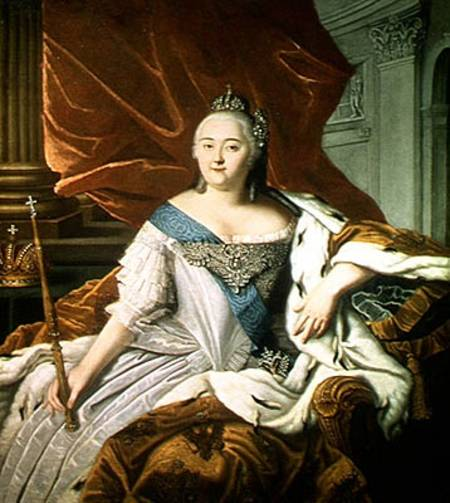 an introducton to the life of empress elizabeth petrovna Louis caravaque, empress elizabeth petrovna, 1742 8  18 on the  introduction of engravings (and other graphic arts), see cracraft, the petrine  revolution,  privilege of painting catherine ii from life but his portrait became a  template.
